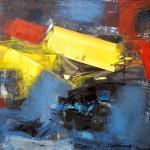 """12/14"",2014,Kunstharz u.Öl,200/140cm"
