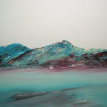 Gefühlte Kälte, 2011, Öl/Lw. 100 x 140 cm