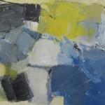 Campo de Fiori, 2014, Lack/Kunststoffpl., 110x140 cm