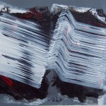 Fulla, Acryl auf Papier, 18,3x11cm, 2015