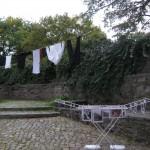 malta cementizia, mM, Teil e. Installation, 2009