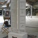 P. vive, mM, Teil e. Installation, 2008