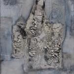 Le Quinquerlet 2, 2014, Lw, MM, Kohle, 100 x 120 cm