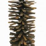 E 112 Zapfen, 2013, Metallplastik, Höhe: 0,53m