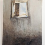 """Licht"", 2012, Acryl auf Leinwand, 80 x 100 cm"