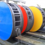 WasserZylinder 2009 DB 200 x 50 cm (ein Zylinder)