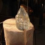 Optipe Holz, Polyester - 120cm